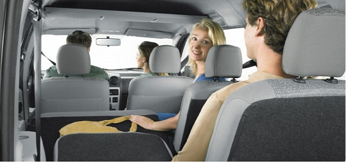 7 Seater Family Car Hire  - Dalaman Airport