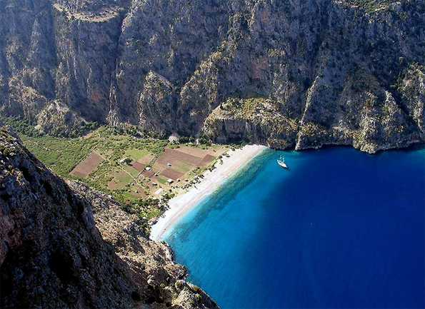 Car Rental Fethiye / Butterfly Valley %>