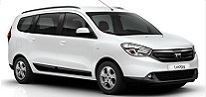SVMR -New Dacia Lodgy 7 Seater 1.6 lt